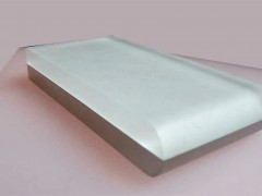 KrystalCast Solid with Bullnose Edge Series