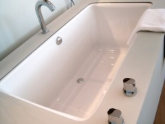 KrystalCast  in Kohler Bathtub Installation